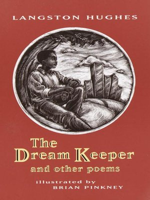 Cover of The Dream Keeper and Other Poems