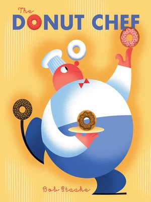 Click this cover for a(n) eBook sample of The Donut Chef.