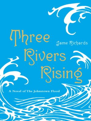 Click this cover for a(n) eBook sample of Three Rivers Rising