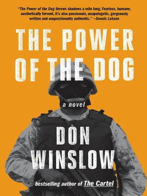 Click this cover for a(n) eBook sample of The Power of the Dog.