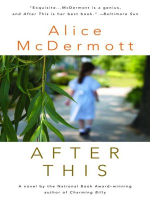 Click this cover for a(n) eBook sample of After This.