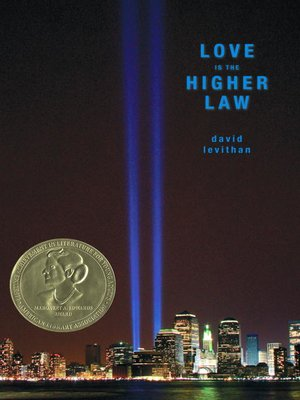 Click this cover for a(n) eBook sample of Love Is the Higher Law.