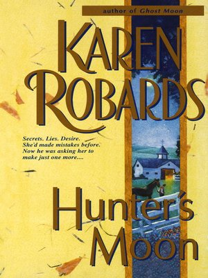 Click this cover for a(n) eBook sample of Hunter's Moon.