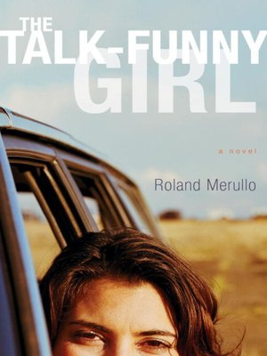 Click this cover for a(n) eBook sample of The Talk-Funny Girl.