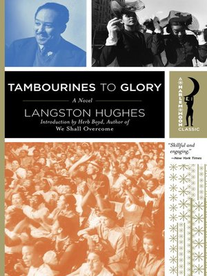 Click this cover for a(n) eBook sample of Tambourines to Glory