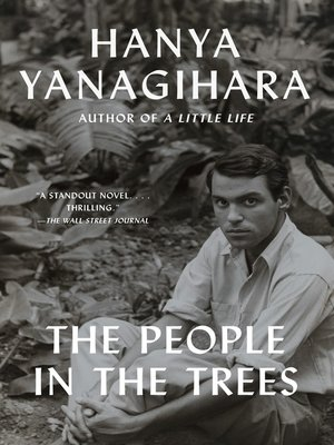 Cover of The People in the Trees