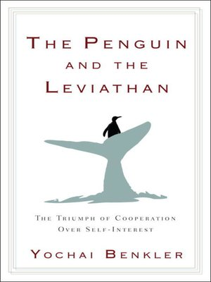 Click this cover for a(n) eBook sample of The Penguin and the Leviathan