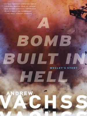 Cover of A Bomb Built in Hell