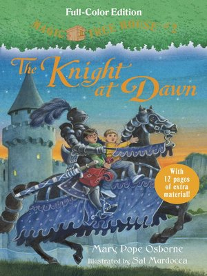 Click this cover for a(n) eBook sample of The Knight at Dawn (Full-Color Edition).