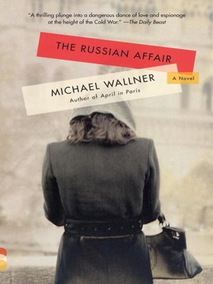Cover of The Russian Affair