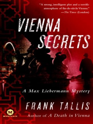 Click this cover for a(n) eBook sample of Vienna Secrets