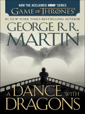 Click this cover for a(n) eBook sample of A Dance with Dragons.