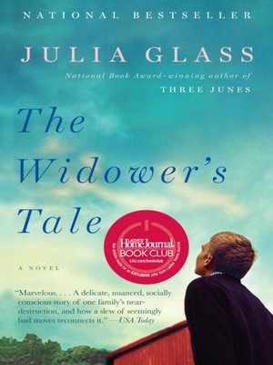 Click this cover for a(n) eBook sample of The Widower's Tale.