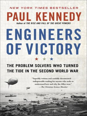 Click this cover for a(n) eBook sample of Engineers of Victory