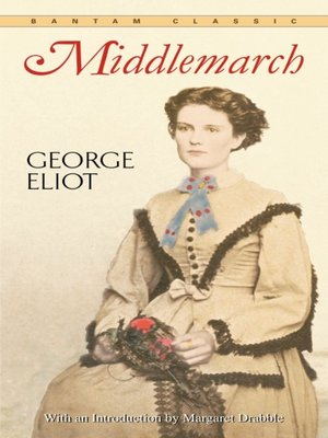 Click this cover for a(n) eBook sample of Middlemarch.