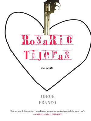 Click this cover for a(n) eBook sample of Rosario Tijeras.