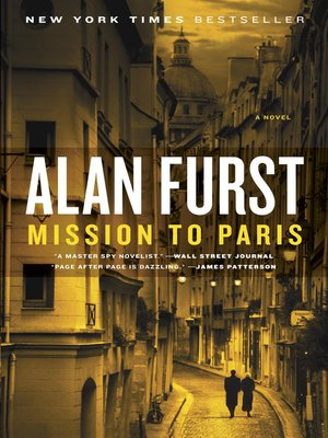 Cover of Mission to Paris