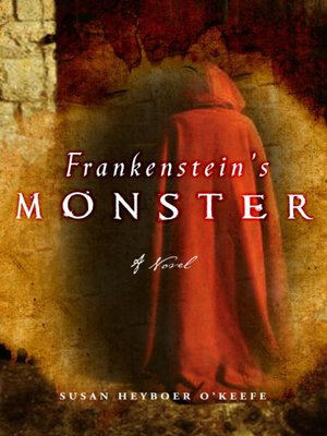 Click this cover for a(n) eBook sample of Frankenstein's Monster