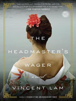 Click this cover for a(n) eBook sample of The Headmaster's Wager.