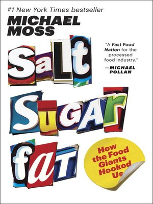 Click this cover for a(n) eBook sample of Salt Sugar Fat