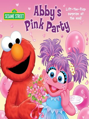 Click this cover for a(n) eBook sample of Abby's Pink Party.