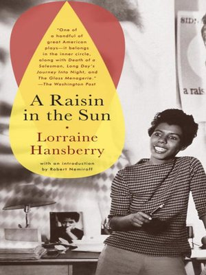 Click this cover for a(n) eBook sample of A Raisin in the Sun.