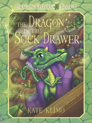 Click this cover for a(n) eBook sample of The Dragon in the Sock Drawer