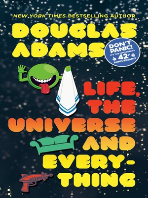 Cover of Life, the Universe and Everything