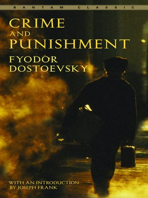 Click this cover for a(n) eBook sample of Crime and Punishment