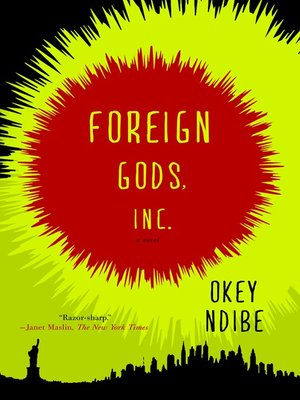Click this cover for a(n) eBook sample of Foreign Gods, Inc..