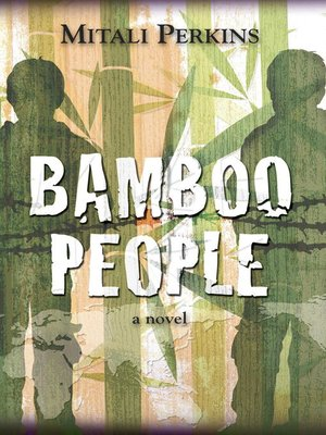 Click this cover for a(n) eBook sample of Bamboo People.