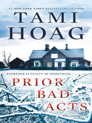 Cover of Prior Bad Acts