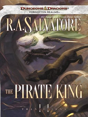 Click this cover for a(n) eBook sample of The Pirate King.