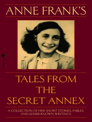 Cover of Anne Frank's Tales from the Secret Annex