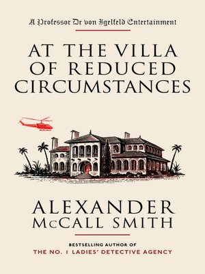 Click this cover for a(n) eBook sample of At the Villa of Reduced Circumstances