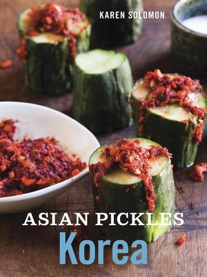 Click this cover for a(n) eBook sample of Asian Pickles