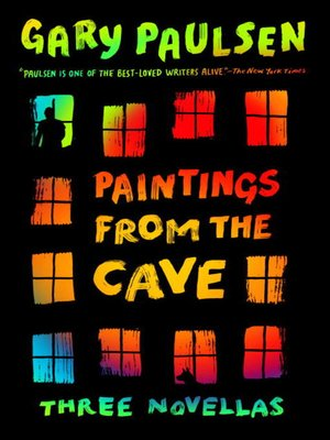 Click this cover for a(n) eBook sample of Paintings from the Cave