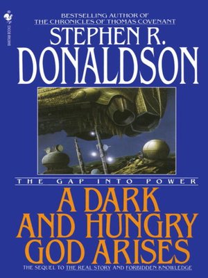 Cover of A Dark and Hungry God Arises