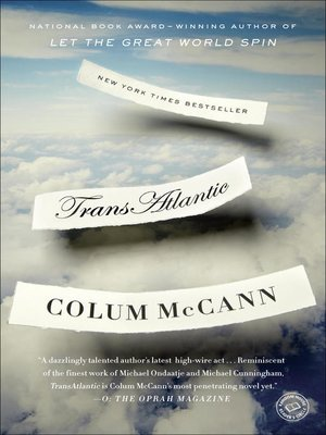 Click this cover for a(n) eBook sample of TransAtlantic