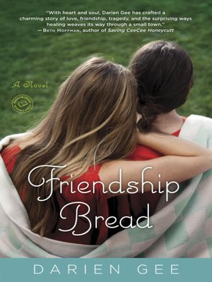 Click this cover for a(n) eBook sample of Friendship Bread.