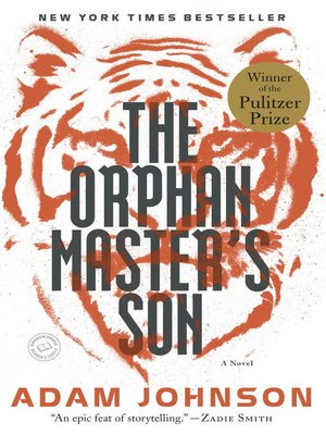 Cover of The Orphan Master's Son