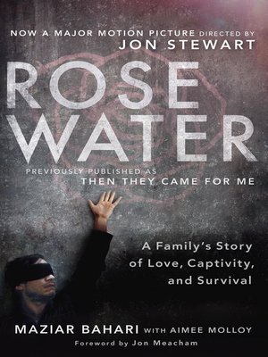 Cover of Rosewater (Movie Tie-in Edition)