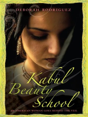 Click this cover for a(n) eBook sample of Kabul Beauty School.