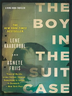 Cover of The Boy in the Suitcase