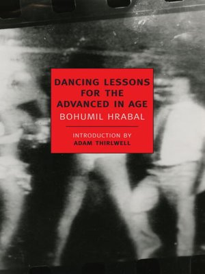 Click this cover for a(n) eBook sample of Dancing Lessons for the Advanced in Age
