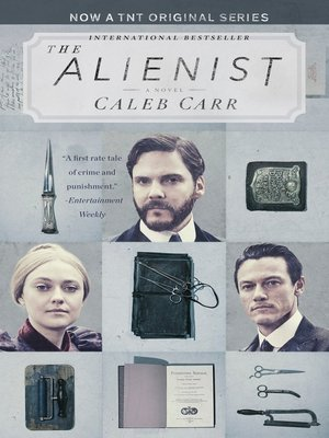 Click this cover for a(n) eBook sample of The Alienist