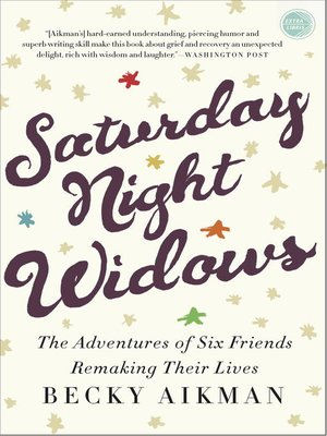 Cover of Saturday Night Widows