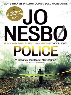 Click this cover for a(n) eBook sample of Police.