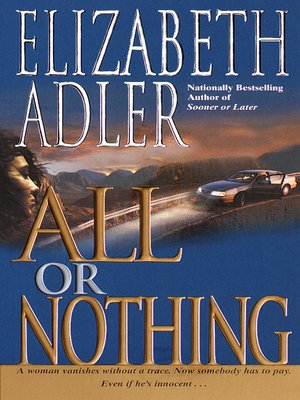 Click this cover for a(n) eBook sample of All or Nothing.