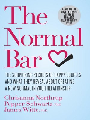 Click this cover for a(n) eBook sample of The Normal Bar.